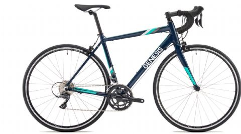 Genesis Delta 10 Womans Road Bike Blue 2018